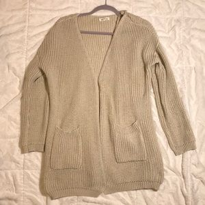 Miracle Cream Cardigan
